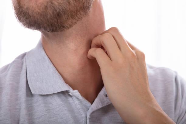 barba cuello papada