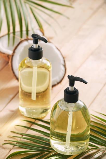 shampoo con aceites