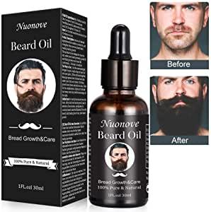 aceite para barba y bigote