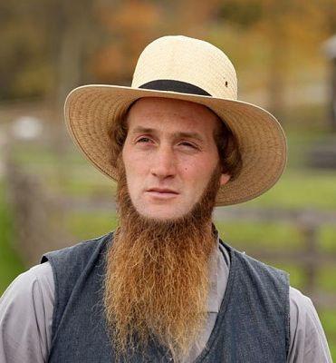 barba completa sin bigote