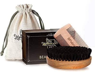 cepillo para barba y bigote