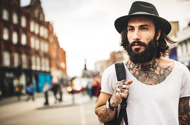 corte de barba arabe