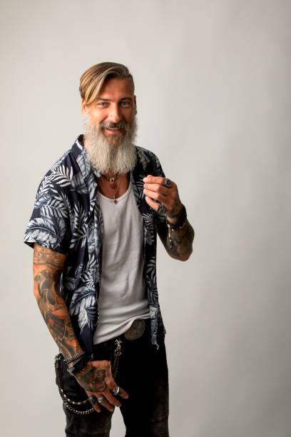 barba hipster paso a paso