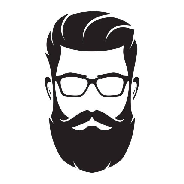 corte de barba hipster