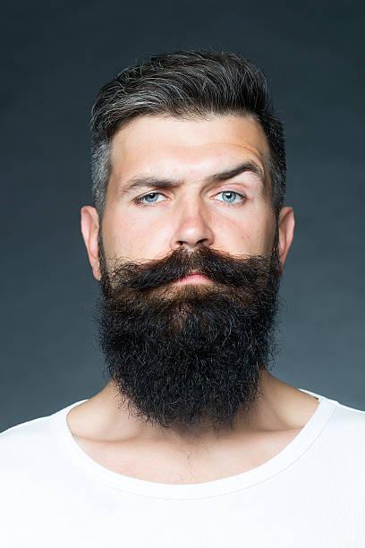 amo a los hombres con barba