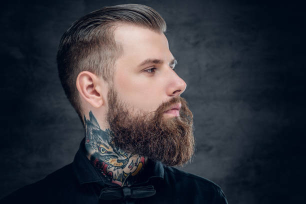 fazer a barba minoxidil