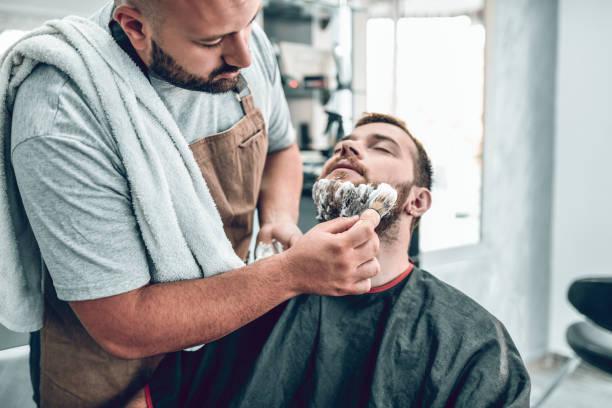barba blanca animado