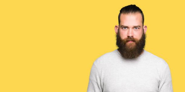 tipo de barba para calvos