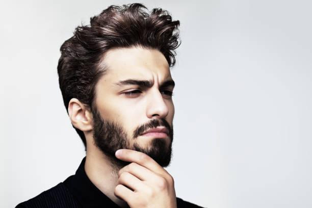 tipos de barba barberia