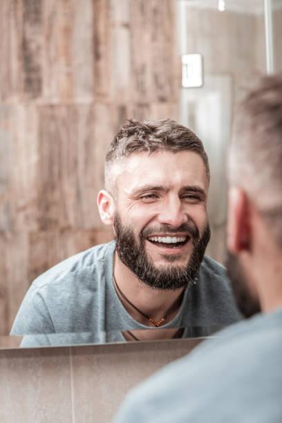 como arreglar barba de candado