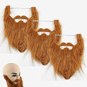barba postiza faraon