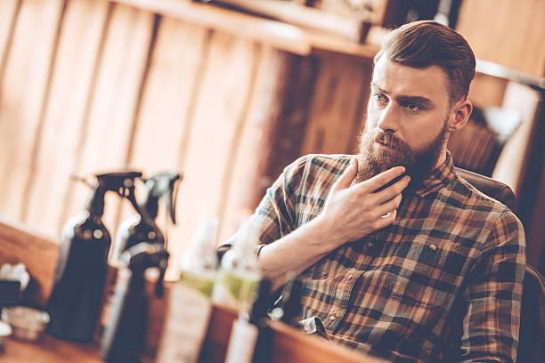 cuidado barba caspa