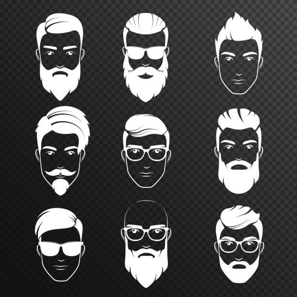barba de chivo sin bigote