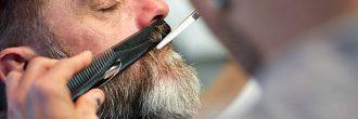 Barba corta