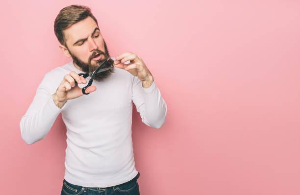 barba corta o larga