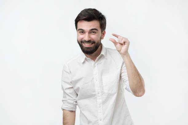 barba poco poblada crucigrama