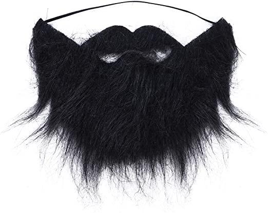 barba postiza de hombre