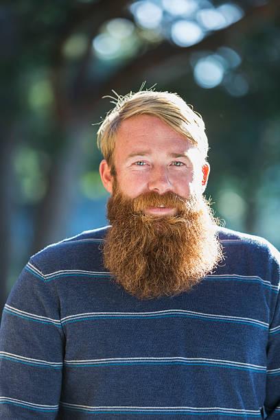 barba de vikingo lomo plateado