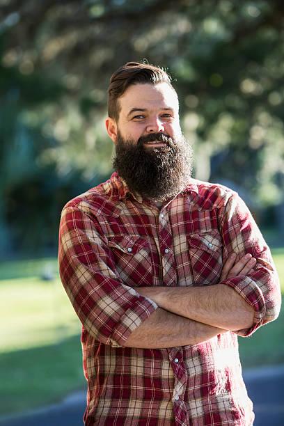 barba de vikinga