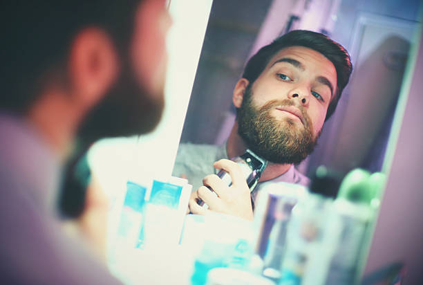 dejarse barba larga