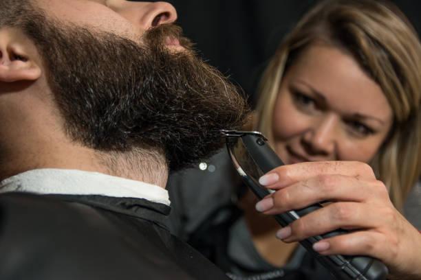 dejarse barba o no