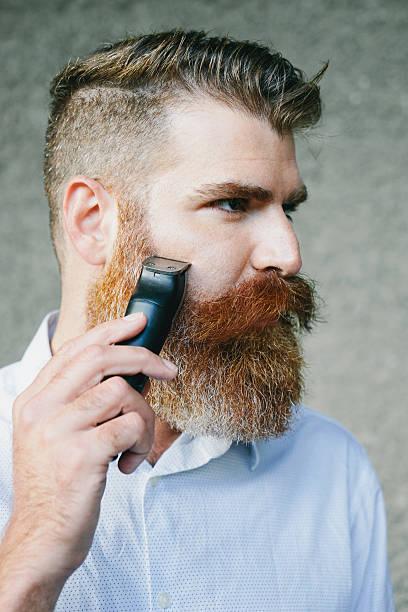 dejarse barba con 17 años