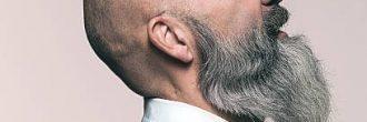 Rapado con barba