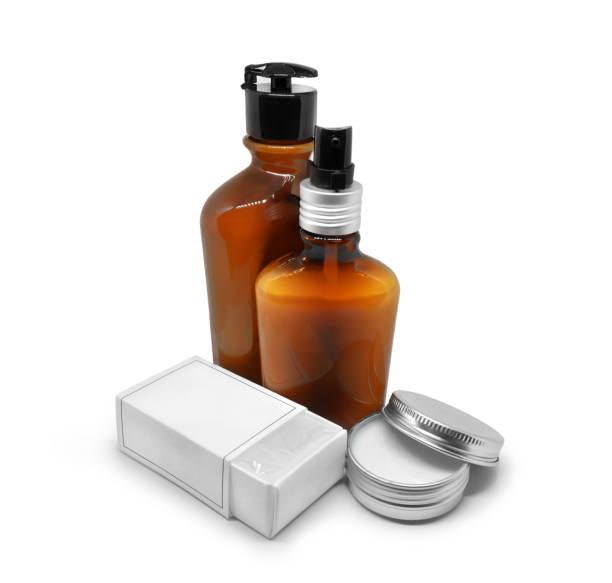 shampoo y acondicionador para barba