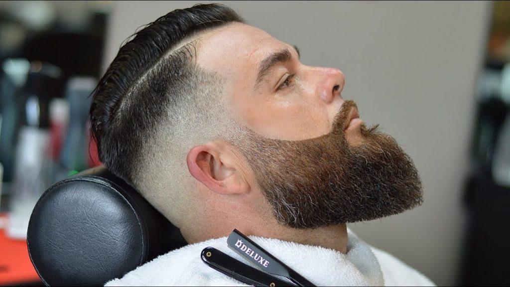 barba puntas abiertas