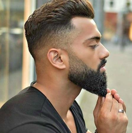 barba a punta come fare