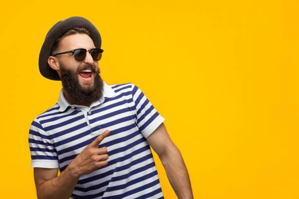 barba larga moderna