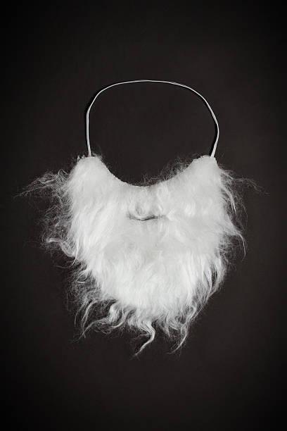 barba papa noel dibujo