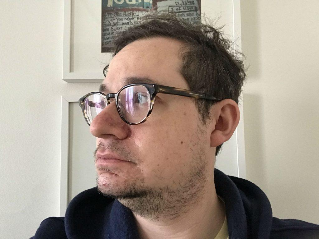 ator barba rala