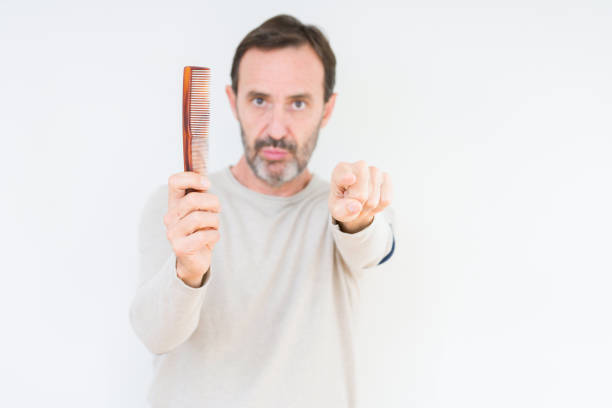 cepillo de cerdas para barba
