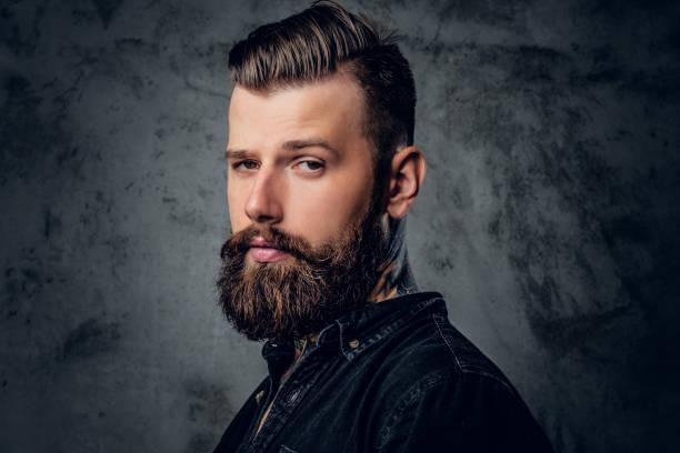 como tener barba cerrada