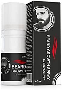 crecer barba rapido
